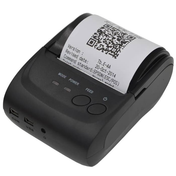 Online Shop ELEKTRONIK - Mini Printer Thermal Bluetooth 58mm EPPOS EP5802AI - Android iOS