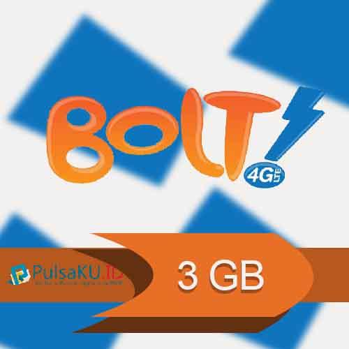 Paket Internet BOLT - Kuota 50.000
