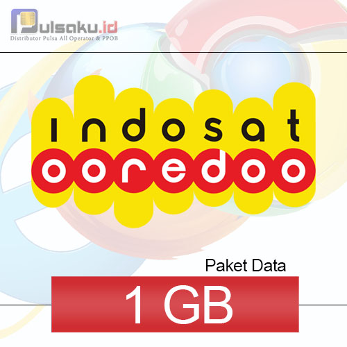 Paket Internet Indosat - Data Mini 15.000