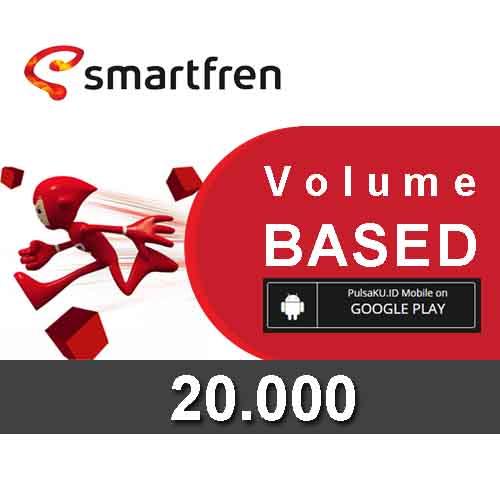 Paket Internet Smartfren - Volume Based 20.000