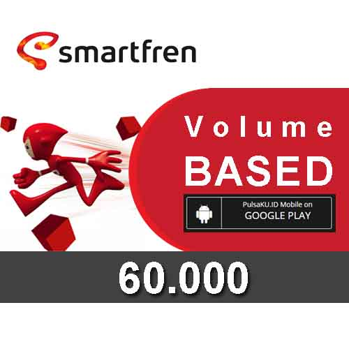 Paket Internet Smartfren - Volume Based 60.000