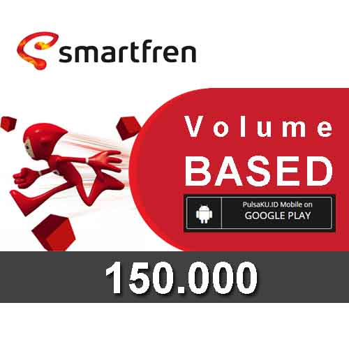 Paket Internet Smartfren - Volume Based 150.000