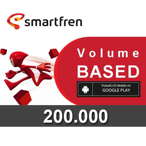 Paket Internet Smartfren - Volume Based 200.000