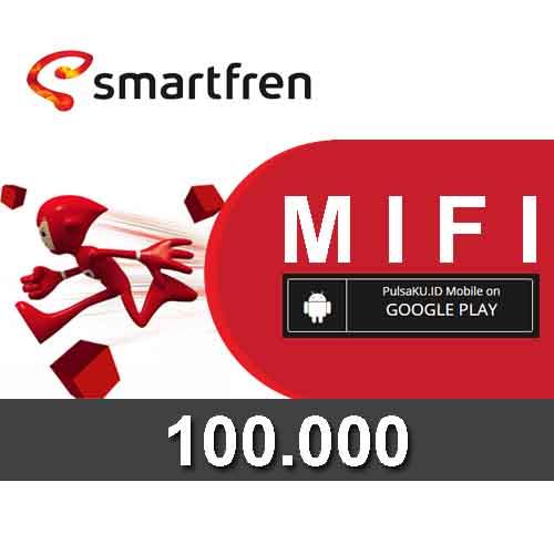 Paket Internet Smartfren - MIFI 100.000