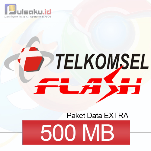 Paket Internet Telkomsel - Data Flash 25.000