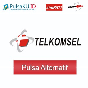 Pulsa Alternatif Telkomsel Alternatif - 100.000