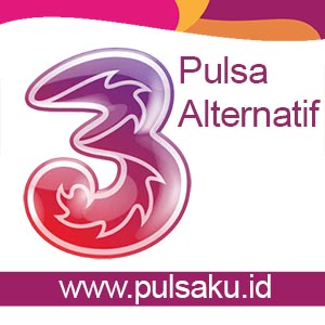 Pulsa Alternatif Three Alternatif - 50.000