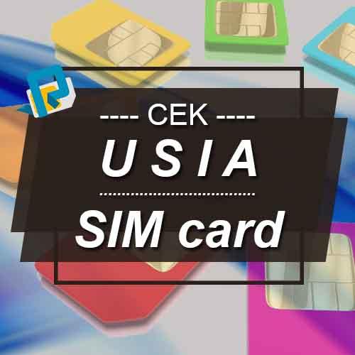 Telkomsel Bulk Cek Zona dan Usia Kartu - Cek Usia Kartu