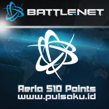 Voucher Game GAME BATTLENET SEA - Aeria 510 Points
