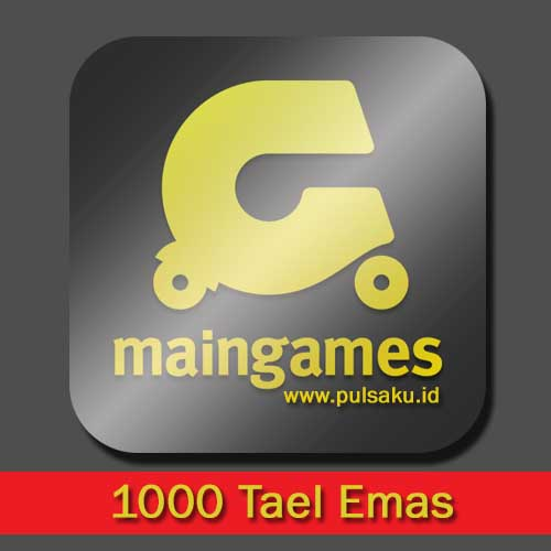 Voucher Game GAME MAINGAMES - 1000 Tael Emas