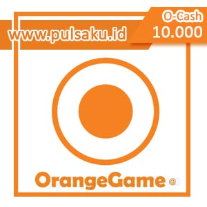 Voucher Game GAME ORANGE - 1000 O-Cash