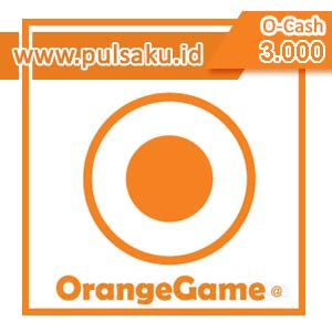 Voucher Game GAME ORANGE - 3000 O-Cash