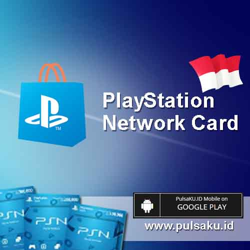 Voucher Game GAME PSN ID - PSN Card Indonesia