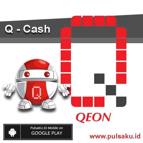 Voucher Game GAME QEON - Qeon 69000 Q-Cash